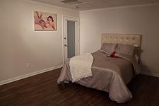 Photo Studio Boudoir Bed