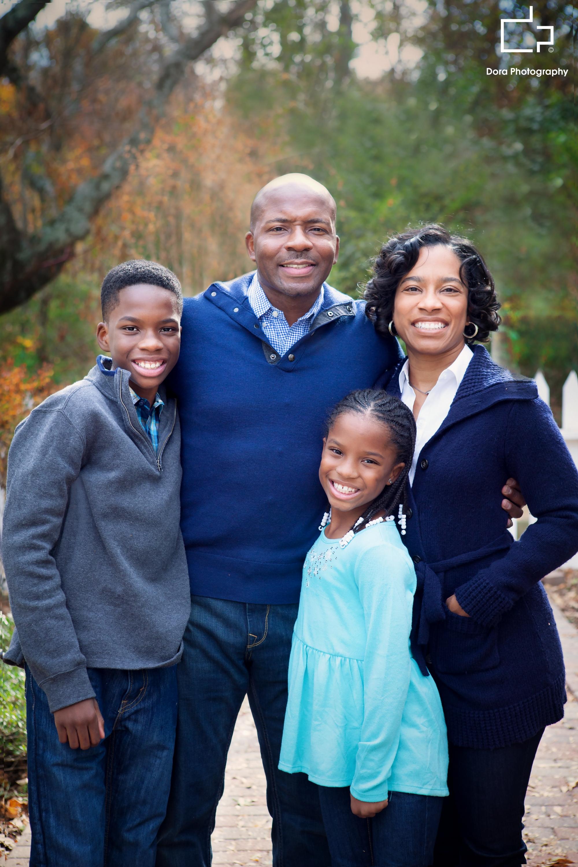 Atlanta Fall Family Photographer